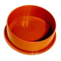 Заглушка для раструба (оранж) 400 мм