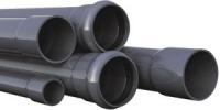 Напорная труба нПВХ SDR 21 PN12,5 90x4,3x6100 мм
