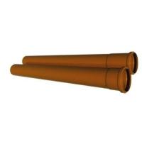 Труба ПВХ канализационная 315x7,7x1200 мм