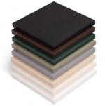 Листы ПНД 12х1500х3000 Цвет: черный