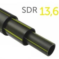 Труба полиэтиленовая ПНД газовая ПЭ-100 SDR 13,6 560x41,2 мм